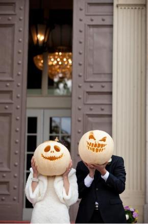 wedding wednesday: the gothichallowedding