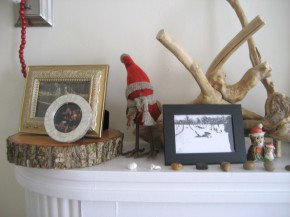 the christmas hearth