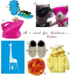 gift guide: kiddo