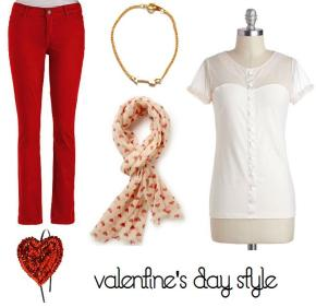 roundup: valentine's day style