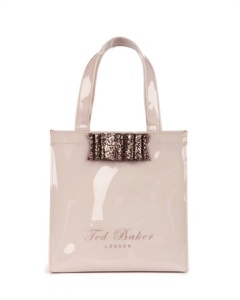 glitter ted baker bag