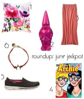 roundup: june jackpot