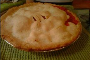 taste the harvest: strawberry rhubarb pie